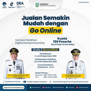 Digital Talent Scholarship 2021 Kabupaten Situbondo