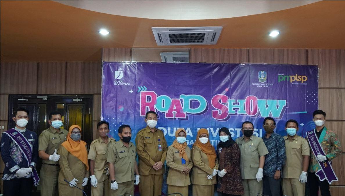 Wakil Bupati Situbondo Menerima Kunjungan Duta Investasi Provinsi Jawa Timur