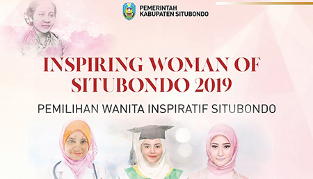 "LOMBA ""INSPIRING WOMEN OF SITUBONDO 2019"""